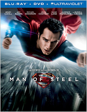 Man of Steel (Blu-ray Disc)