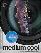 Medium Cool (Criterion Blu-ray Disc)