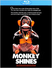 Monkey Shines (Blu-ray Disc)