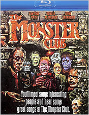 The Monster Club (Blu-ray Disc)