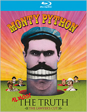 Monty Python: Almost the Truth - The Lawyer's Cut (Blu-ray Disc)