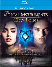 The Mortal Instruments: City of Bones (Blu-ray Disc)
