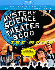 Mystery Science Theater 3000: The Movie (Blu-ray Disc)