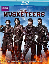 The Musketeers (Blu-ray Disc)
