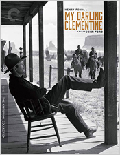 My Darling Clementine (Criterion Blu-ray Disc)