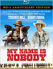 My Name Is Nobody: 40th Anniversary Edition (Blu-ray Disc)