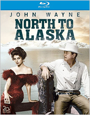 North to Alaska (Blu-ray Disc)
