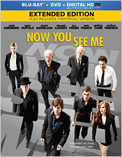 Now You See Me (Blu-ray Disc)