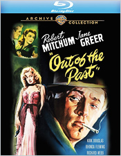 Out of the Past (Blu-ray Disc)