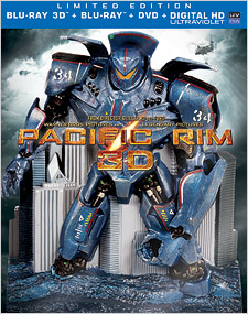 Pacific Rim 3D: Limited Edition Giftset (Blu-ray 3D)