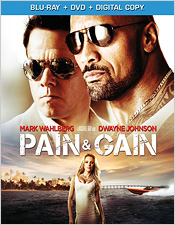 Pain & Gain (Blu-ray Disc)