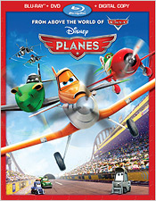 Disney's Planes (Blu-ray Disc)
