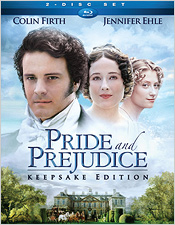 Pride and Prejudice: Keepsake Edition (Blu-ray Disc)