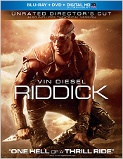 Riddick (Blu-ray Disc)