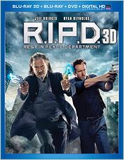 R.I.P.D. 3D (Blu-ray 3D)
