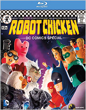 Robot Chicken: DC Comics Special (Blu-ray Disc)