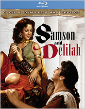 Samson and Delilah (Blu-ray Disc)