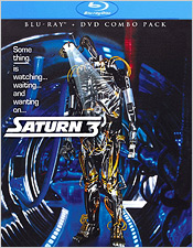 Saturn 3 (Blu-ray Disc)