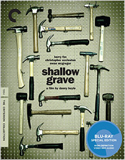 Shallow Grave (Criterion Blu-ray Disc)
