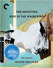 The Shooting/Ride in the Whirlwind (Criterion Blu-ray Disc)