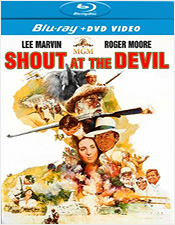 Shout at the Devil (Blu-ray Disc)