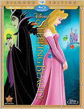 Sleeping Beauty: Diamond Edition (Blu-ray Disc)