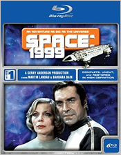 Space: 1999 - Season One (Blu-ray Disc)