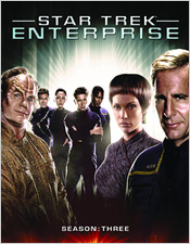 Star Trek: Enterprise - Season Three (Blu-ray Disc)
