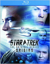 Star Trek: The Original Series - Origins (Blu-ray Disc)