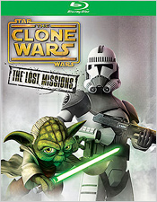 Star Wars: The Clone Wars - The Lost Missions (Blu-ray Disc)