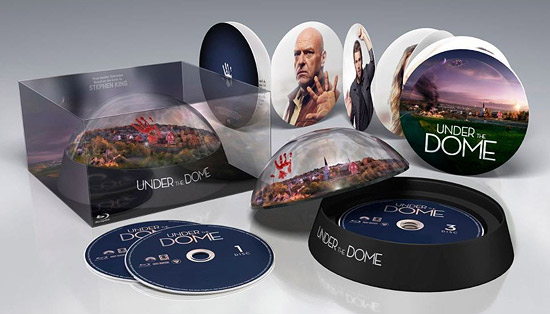 Under the Dome: Limited Collector's Edition (Blu-ray Disc)