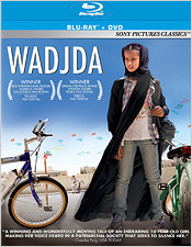 Wadjda (Blu-ray Disc)