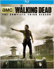 The Walking Dead: The Complete Three Season (Blu-ray Disc)