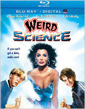 Weird Science (Blu-ray Disc)