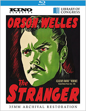 The Stranger (Blu-ray Disc)