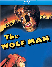 The Wolf Man (Blu-ray Disc)