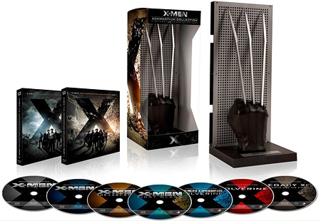 X-Men: The Adamantium Collection (Blu-ray Disc)