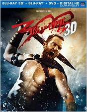 300: Rise of an Empire 3D (Blu-ray 3D)