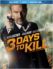 3 Days to Kill (Blu-ray Disc)