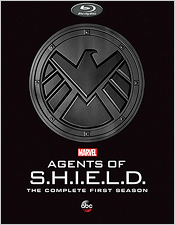 Marvel's Agents of SHIELD: Season One (Blu-ray Disc)