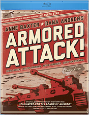 Armored Attack (Blu-ray Disc)
