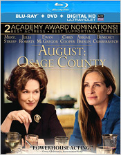 August: Osage County (Blu-ray Disc)