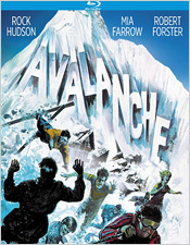 Avalanche (Blu-ray Disc)