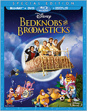 Bedknobs and Broomsticks (Blu-ray Disc)