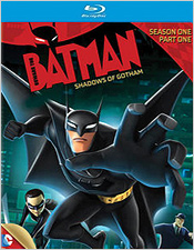 Beware The Batman: Season One, Part One (Blu-ray Disc)