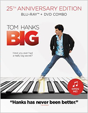 Big: 25th Anniversary Edition (Blu-ray Disc)