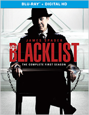 The Blacklist: Season One (Blu-ray Disc)