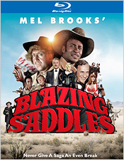 Blazing Saddles: 40th Anniversary Edition (Blu-ray Disc)