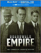Boardwalk Empire: Season Four (Blu-ray Disc)