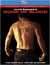 Book of Blood (Blu-ray Disc)
